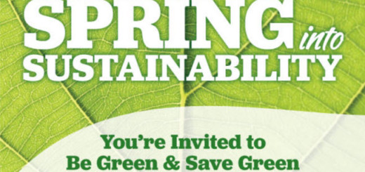 Spring into Sustainability