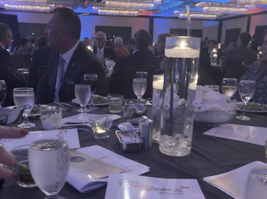 Tony Jannus Aviation Society banquet 2018