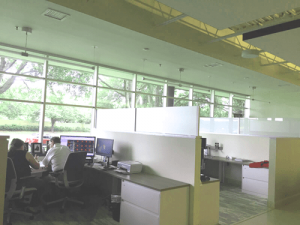 SESCO Headquarters Interior