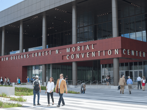 Morial Convention Center - New Orleans