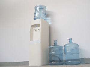 5-gallon water bottles