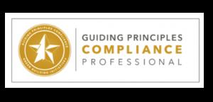 Guiding Principles Compliance Professional